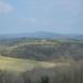 Asciano, landscape