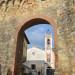 San Quirico D'Orcia, door