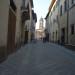 San Quirico D'Orcia, street