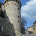 Trequanda, Fortress