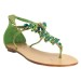 Capri Sandal with stones