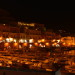 Ponza, the Harbour by night