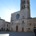 Collegiate Church of San Michele Arcangelo, in Piazza Silvestri, Bevagna