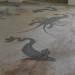 Roman Thermal Baths, Mosaic,Bevagna